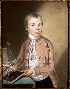 Portret van Wilhelmus Leemans (1774-1848)
