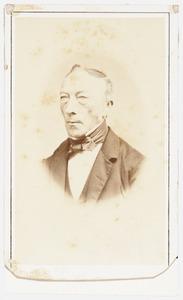 Portret van Johannes Looyen ( -1876)