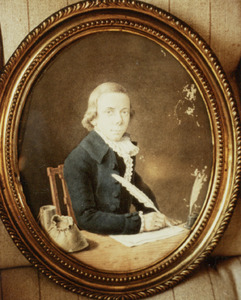 Portret van Gerbrand Dekker (1775-1801)