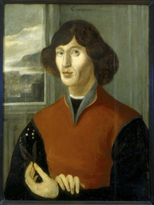Portret van Nicolaus Copernicus (1473-1543)
