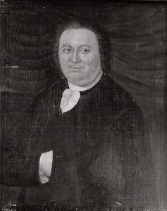 Portret van Jan Christiaan Biebericher (....-....)