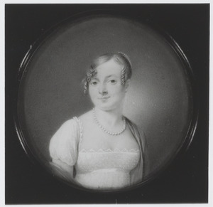 Portret van Maria Catharina de Buck (1791-1829)