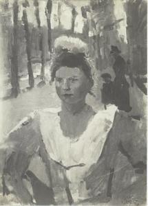 Amsterdam dienstmeisje