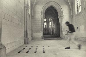 Protret van Roger Ackling Eglise de Val de Vesle