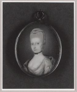 Portret van een vrouw, genaamd Maria Susanna Fagel (1746-1826)