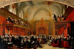 Het proces van koningin Caroline 1820