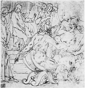 Christus lerarend in de tempel (Lucas 2:41-52)