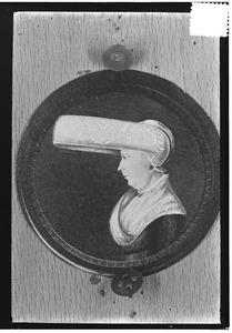 Portret van Catharina de With (1758-1798)