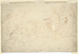 Ecce Homo en de gang naar Golgotha met de H. Veronica
