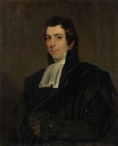 Portret van Gijsbertus Rooyens (1785-1846)