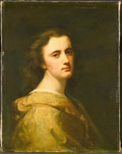 Portret van Therese Schwartze (1851-1918)