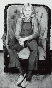 Portret van Anne Ynke Bussemaker