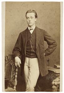 Portret van Lodewijk Christiaan Schuller tot Peursum (1847-1918)