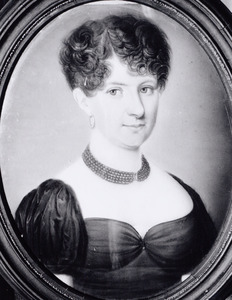Portret van Charlotta Alexandrina van Westerholt (1789-1843)