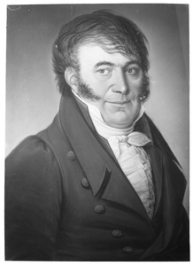 Portret van Jacob Frans de Ranitz (1773-1838)