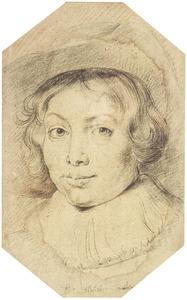 Portret van Albert Rubens
