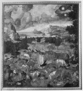 De Messias en het vrederijk uit de profetie van Jesaja: 'de wolf zal bij het schaap verkeren'  (Jesaja 11:6-9)