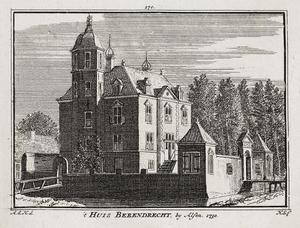 Het huis Berendrecht bij Alphen aan den Rijn