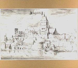 De Valkhofburcht en Belvédère te Nijmegen
