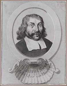 Portret van W. Knijf (....-....)