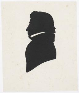 Portret van een man, waarschijnlijk Adriaan van der Hoop (1802-1841)