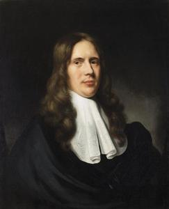Portret van een man, mogelijk Cornelis Heymenberg (?-1699)