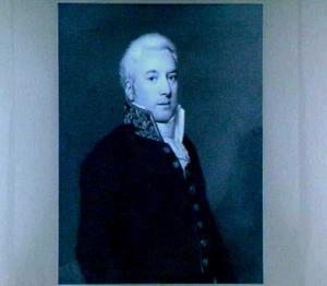 Portret van Gerrit Ferdinand van Asbeck (1764-1836)