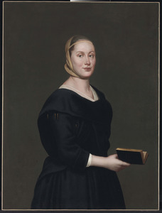 Portret van Donna Alba Regina del Ferro