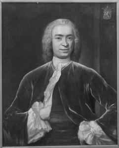 Portret van Willem van Heemskerck (1718-1784)