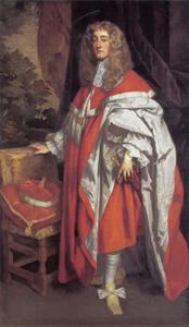 Portret van Horatio Townshend, 1st Baron Townsend en 1st Viscount Townshend (1639-1687)