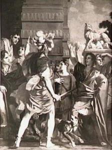 Scipio en de eed van de jonge Romeinen