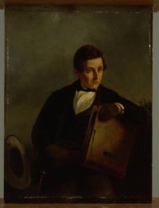 Portret van Jan Adam Kruseman (1804-1862)