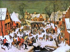 De kindermoord in Bethlehem