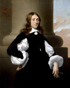 Portret van een man, waarschijnlijk Pieter Adriaensz. de Lange (....-....)