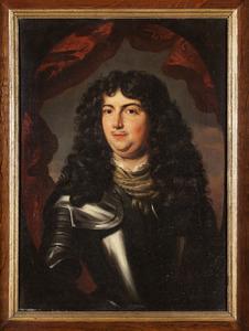 Portret van Wijnand Everwijn (1648-1700)