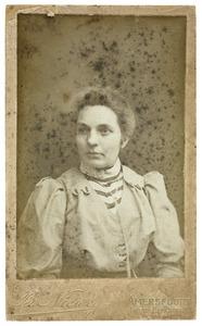 Portret van Matje Honing