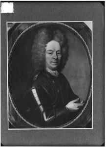 Portret van Johann Maurits von Pabst (1650-1730)