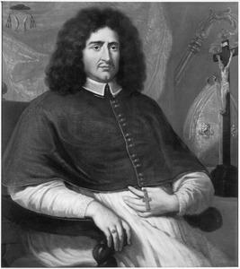 Portret van Johannes Baptista van Neercassel (1623-1686)