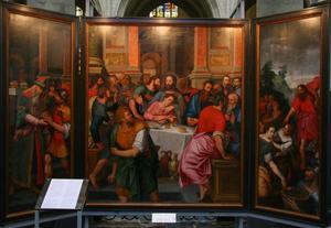 St-Michael en St-Goedele Sacrament