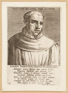 Portret van Adam Sasbout (1516-1553)