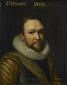 Portret van Horace Vere (1565-1635)