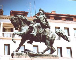 Ruiterstandbeeld van Victor Emmanuel II
