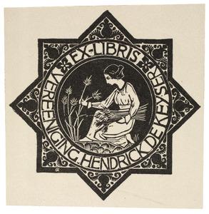 Ex-Libris Vereeniging Hendrick de Keyser