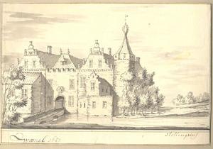 Kasteel Wamel in 1647