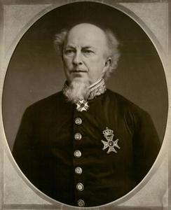 Portret van Frans Julius Johan van Eysinga (1818-1901)
