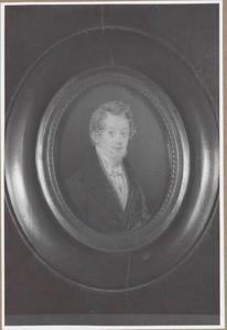 Portret van Hendrik Gerrit ten Cate (1803-1856)