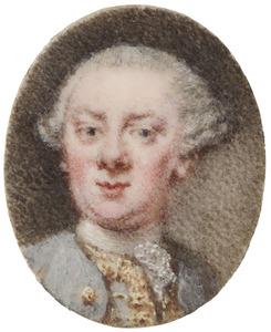 Portret van Pieter Testas (1735-1777)