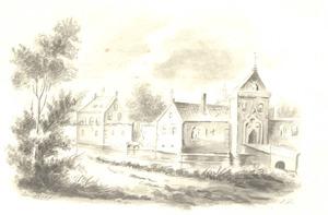 Huis de Rees bij Brummen