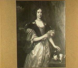 Portret van Maria van Sypesteyn (1642-1701)