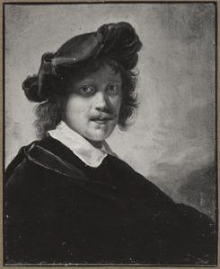 Portret van Gerard Dou (1613-1675)